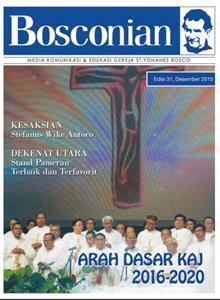 Bosconian Edisi 31<br>01 December 2015