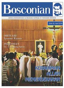 Bosconian Edisi 32<br>11 May 2016