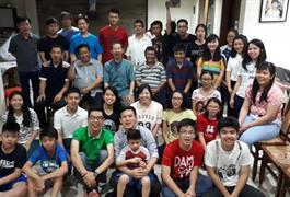 Fun - Friends - Faith Misa Wilayah OMK St.  Hieronimus
