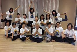 Yoga Bosco di Rumah Kayu Ancol, Senin 29 Oktober 2018