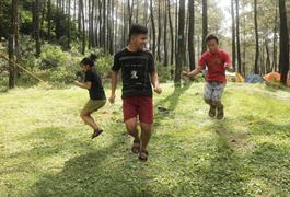 Camping OMK Bosco - Memahami makna