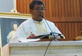 Pastor Agustinus Catur Prastawa, SDB