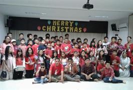 Natal Bersama Para Pelayan Altar