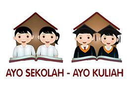 Ayo Sekolah - Ayo Kuliah (ASAK)