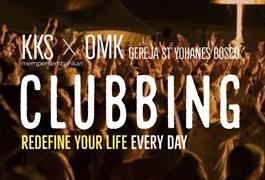 Clubbing - Club Bible Reading OMK Gereja St Yohanes Bosco