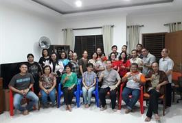 Kunjungan Dewan Paroki Harian ke Wilayah Fransiskus Xaverius