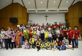 Peringatan Hari Down Syndrome Sedunia - Bersama kita peduli