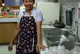 Mari Mengenal Asisten Rumah Tangga Pastoran Ibu Siti Rukayah -