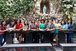 Ziarah Ibu-ibu Wilayah Maria