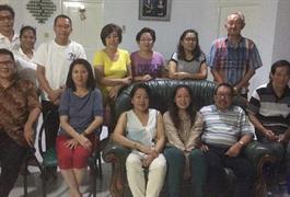 Bulan Maria Penuh Kekeluargaan Lingkungan Maria Para Mailakat