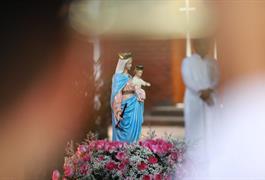 Pesta Maria Penolong Umat Kristiani - Setiap Salesian selalu punya pengalaman dengan Bunda Maria