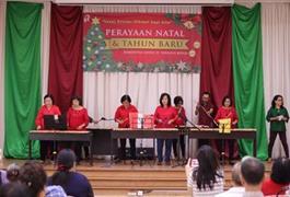 Perayaan Natal 2018 dan Tahun Baru 2019 Komunitas Lanjut Usia St.Yohanes Bosco