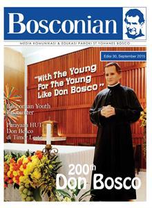 Bosconian Edisi 30<br>30 September 2015