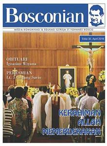 Bosconian Edisi 32<br>11 May 2016