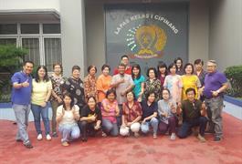 Aksi prapaskah Wilayah St. Anna ke LP. Cipinang