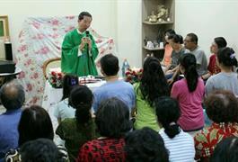 Iman Keselamatan Umat Kristiani - Misa Wilayah St. Hieronimus