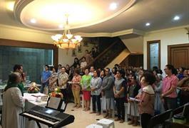 Misa Wilayah Maria - Pakailah Karunia dan Kesempatan Hidup ini Untuk Melayani Tuhan