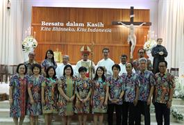 Dewan Paroki Harian