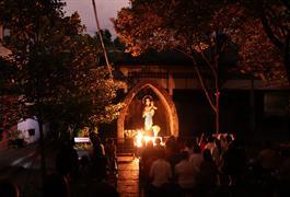 Rosario Earth Hour -  Bersama-sama Maria Berdoa Untuk Dunia