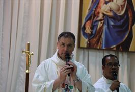 Tiga hari bersama Pengganti Don Bosco