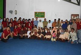 Bakti Sosial Yayasan Nurul Falaah.