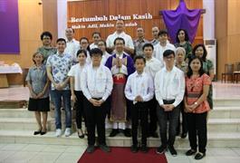 Baptis Paskah 2017