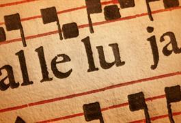 Menyanyilah Bagi Tuhan