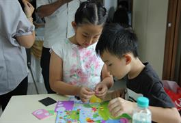 Kunjungan Jakarta Praise Community Church (JPCC) Ke Lovely Hands
