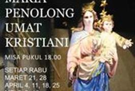 Santa Maria Penolong Umat Kristiani