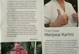 Pastor Catur di Majalah Hidup - Saksofon Pewartaan