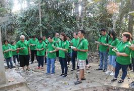Rekoleksi SKK ke Rumah Retret La Verna di Lampung